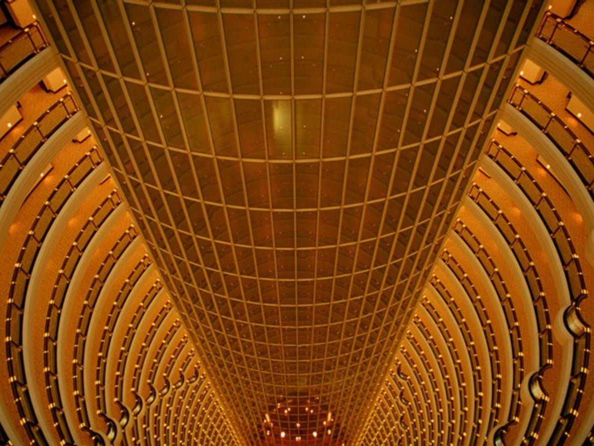 Torre Jin Mao, Shanghái