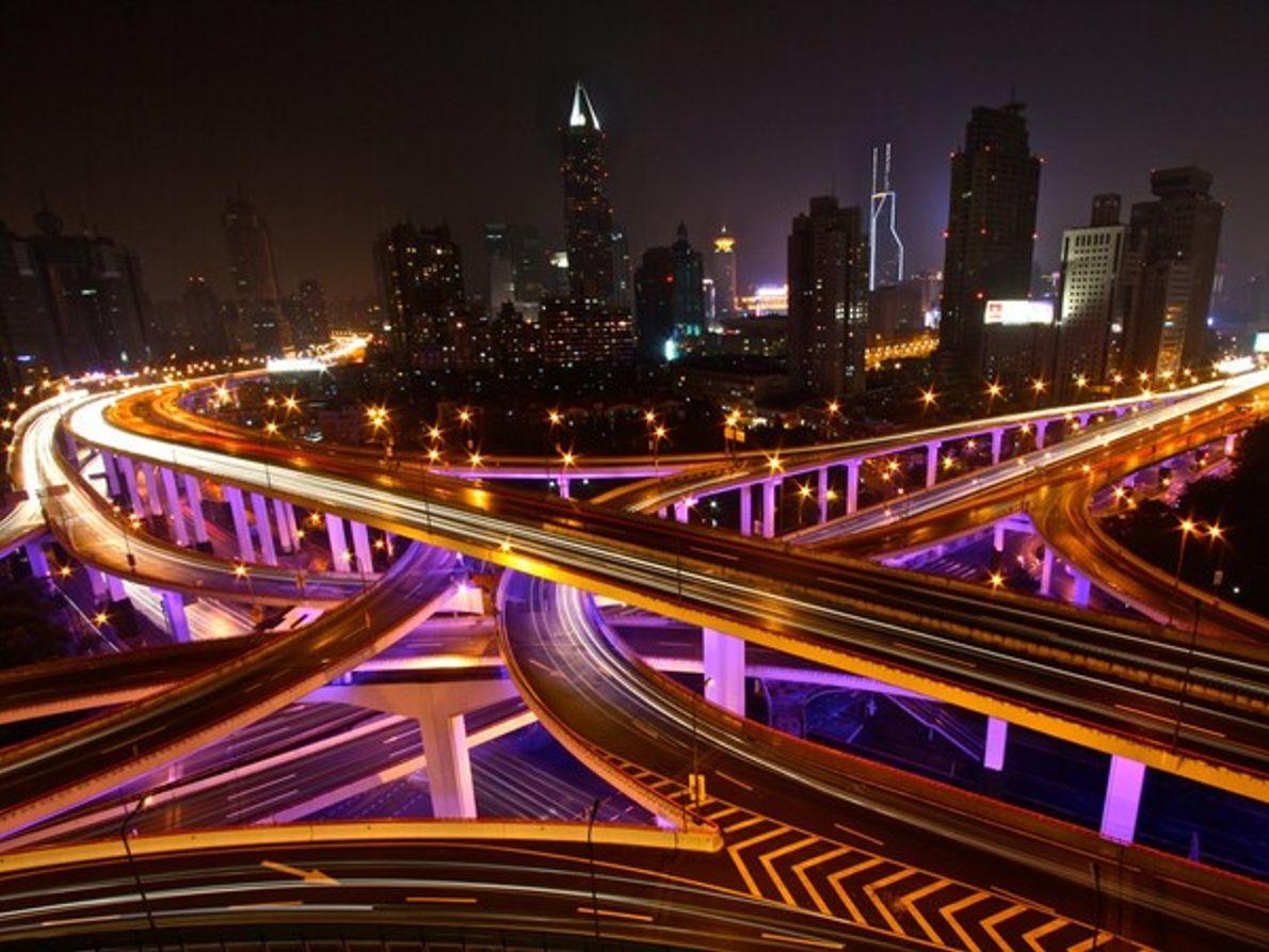 Autopistas de Shanghái