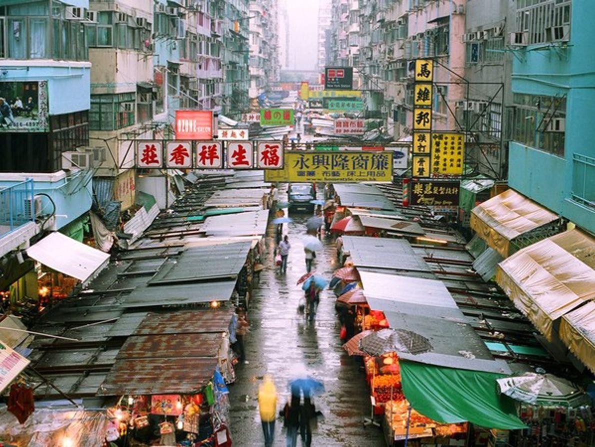 Mercado de la damas, Hong Kong