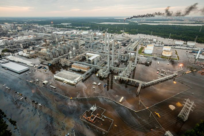 Chevron Phillips Chemical Company, Texas