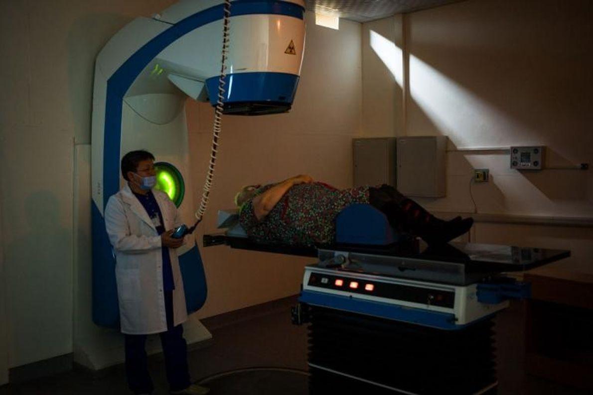 Centro de Oncología de Semey