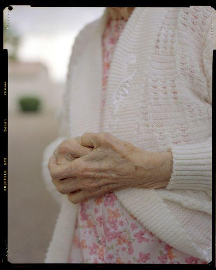 Las manos de mi abuela, 2003