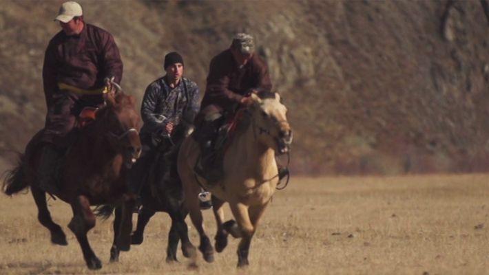 Viviendo con nómadas en Mongolia