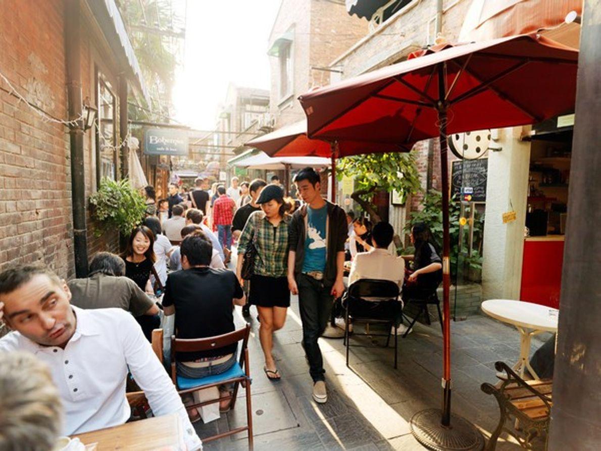 Calle Taikang, Shanghái