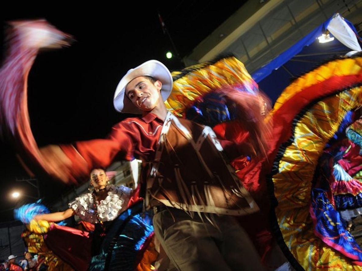 Conoce la cultura de Costa Rica