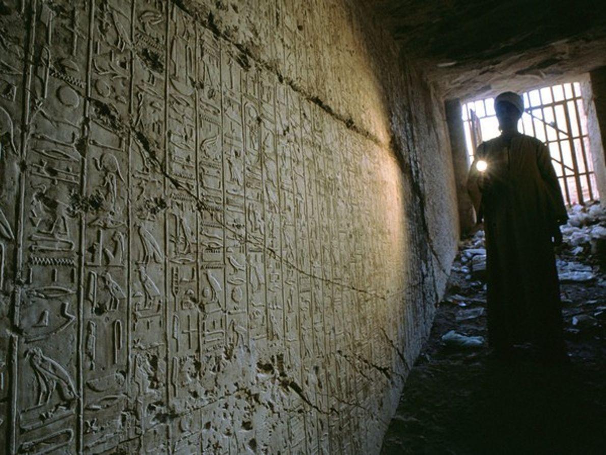 Tumba de Ramsés II, Egipto