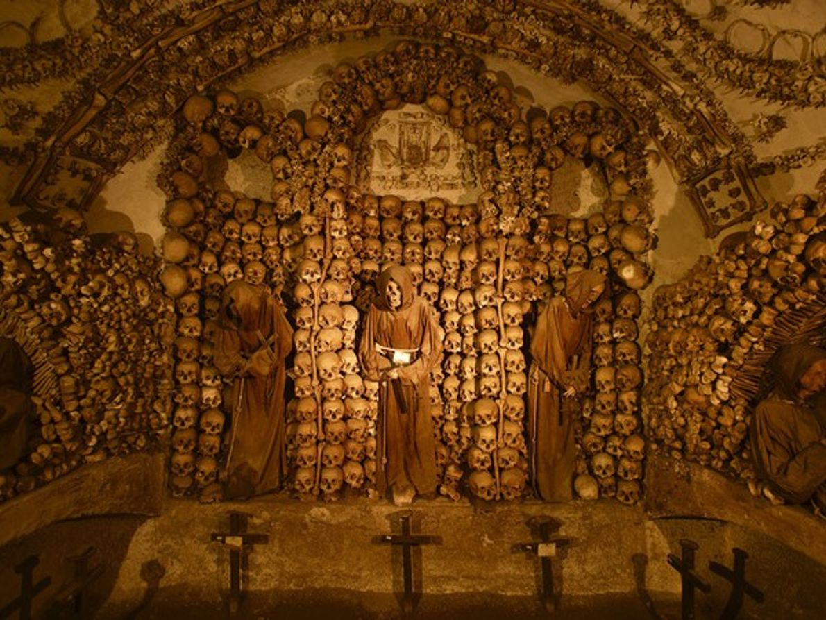 Cripta, Roma