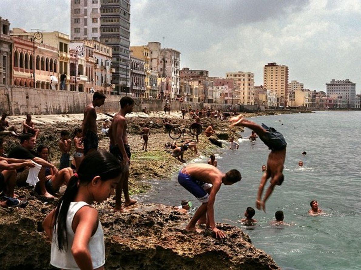 Buceo en La Habana