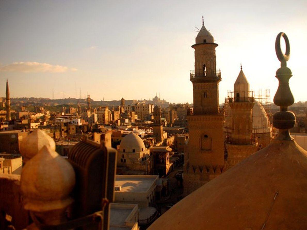 Horizonte del Cairo