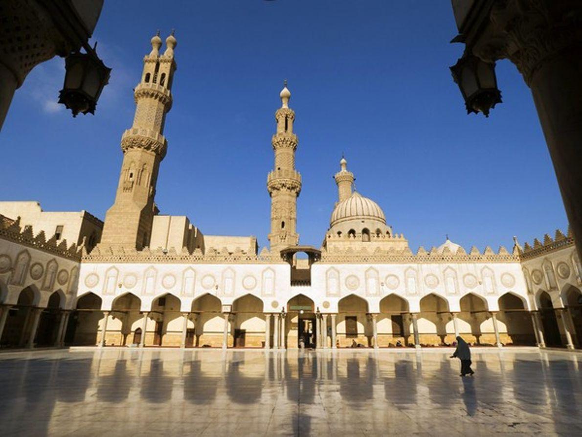 Mezquita Al-Azhar, Cairo