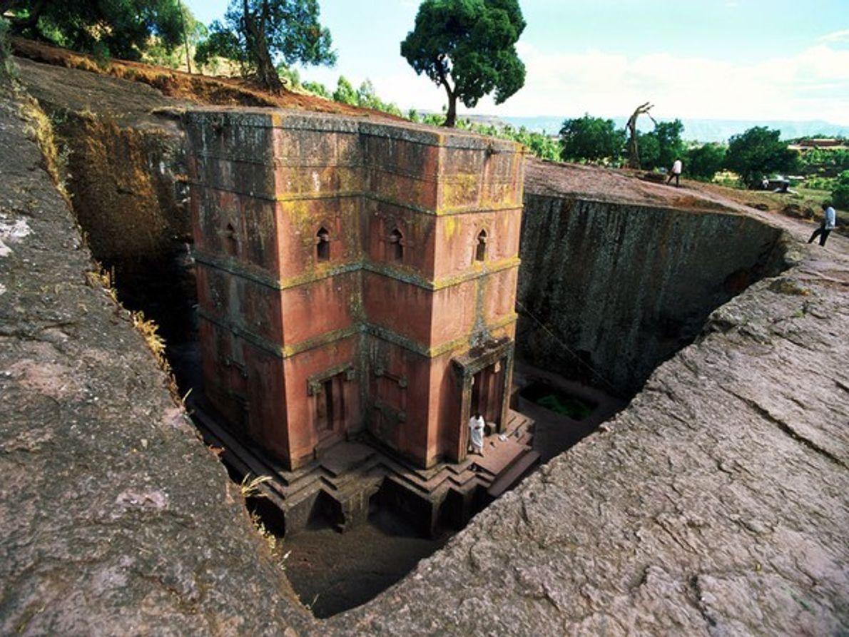 Iglesia de Lalibela