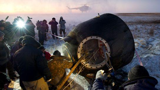 Soyuz TMA-02M