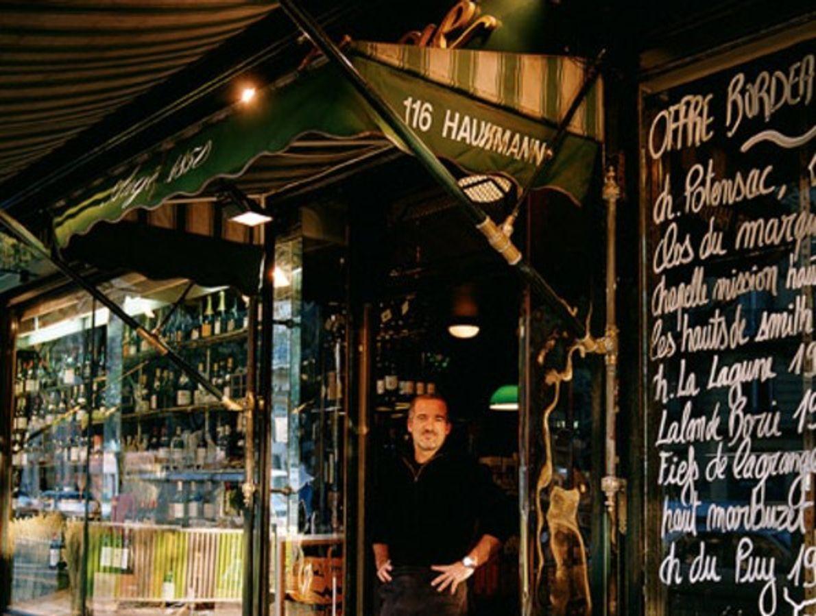 Bodega, París