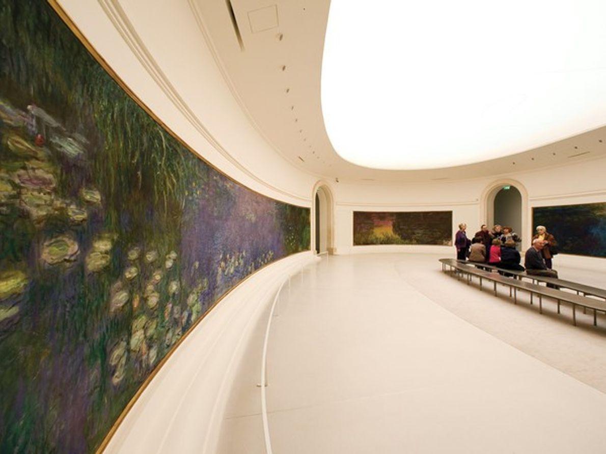 Museo de la Orangerie, París