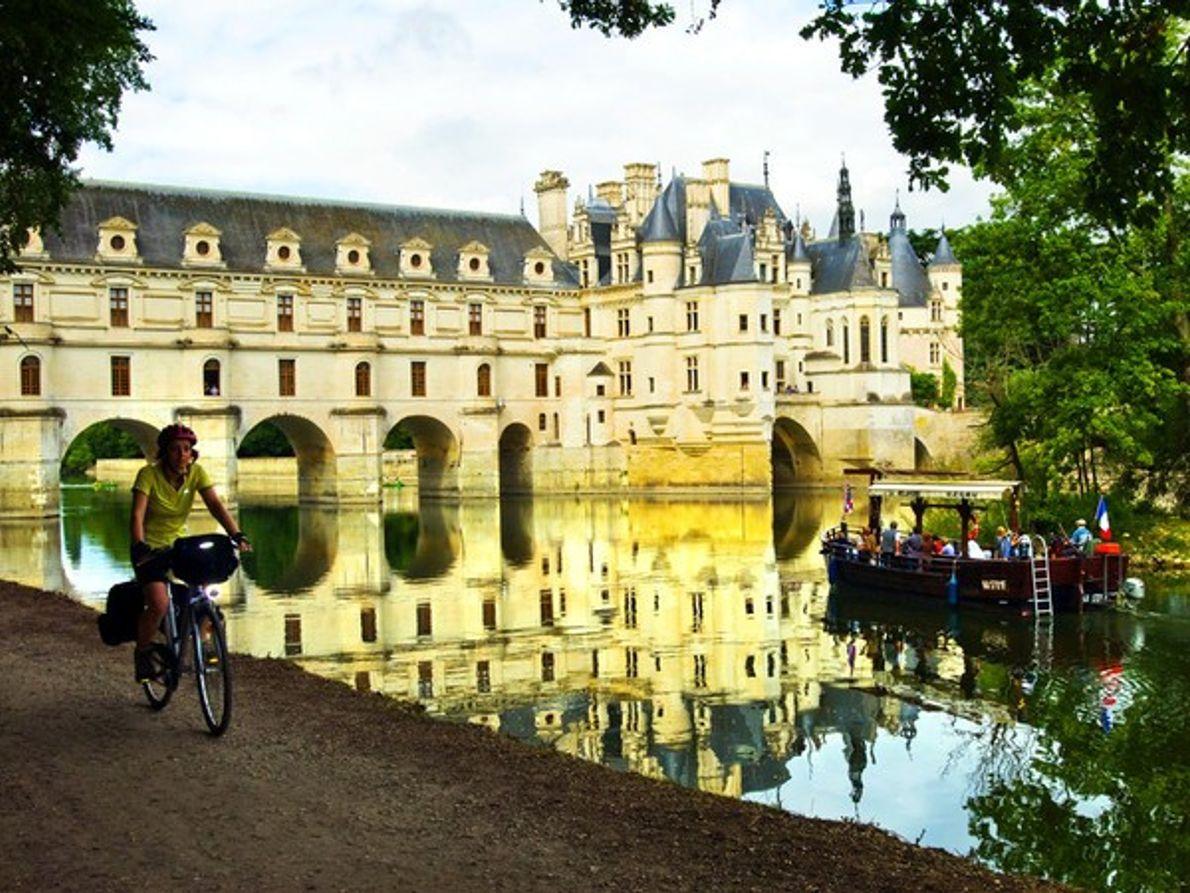 Castillo Chenonceau, valle del Loira