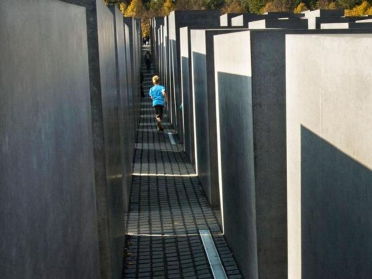 Monumento conmemorativo del Holocausto, Berlín