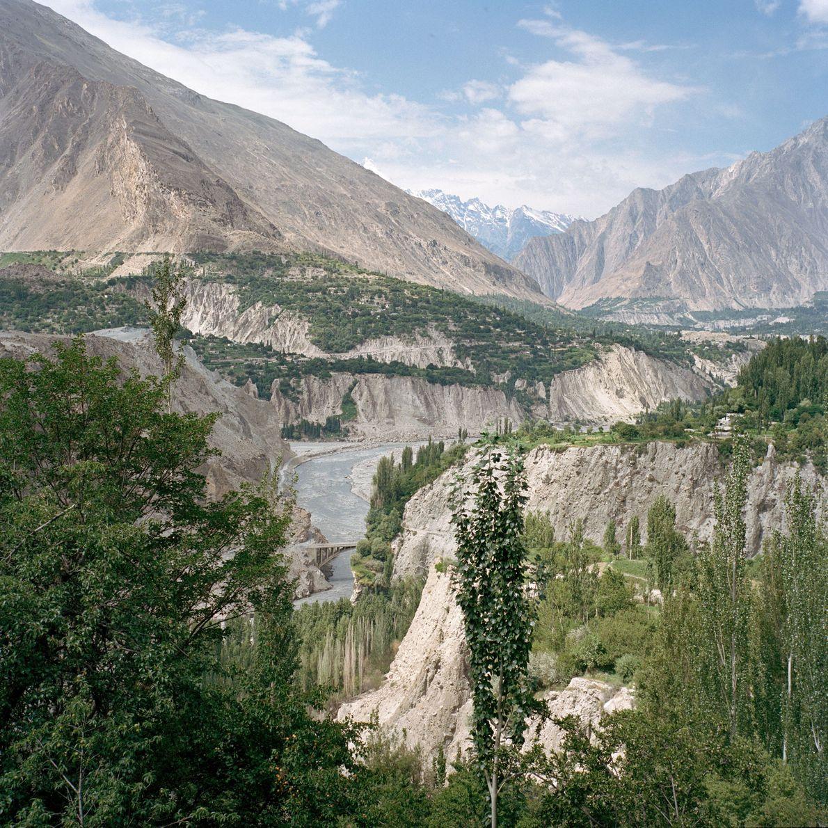 El valle de Hunza