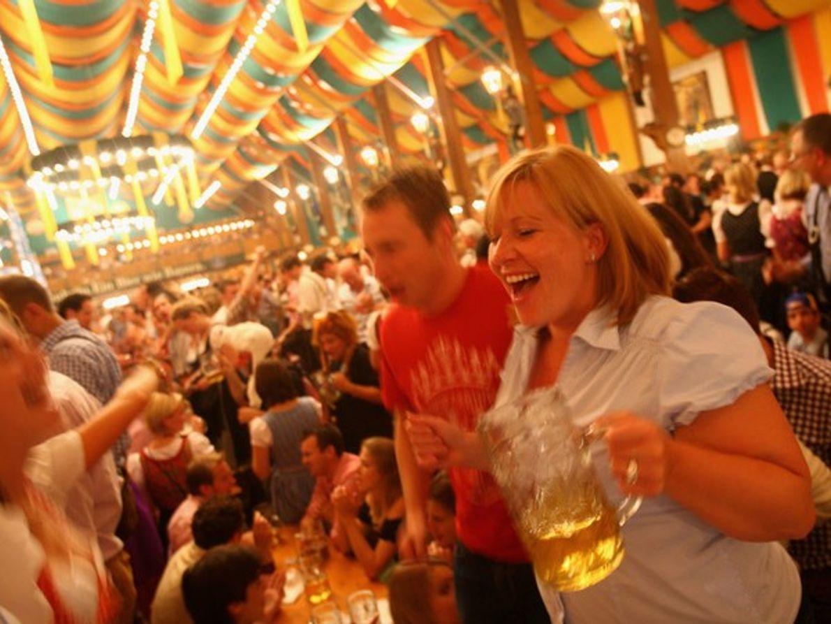 Oktoberfest, Múnich