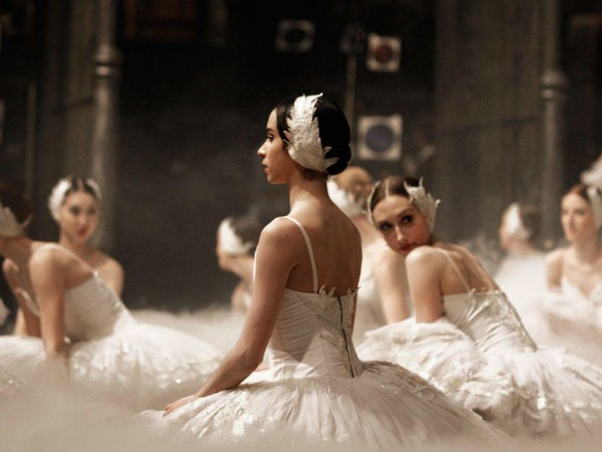 Bailarinas, Berlín