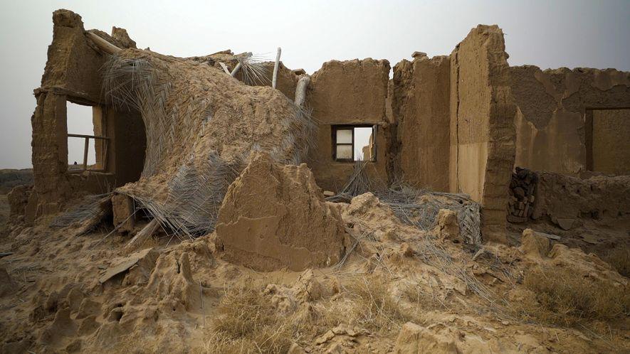 La Gran Muralla Verde: la lucha contra la desertificación en China