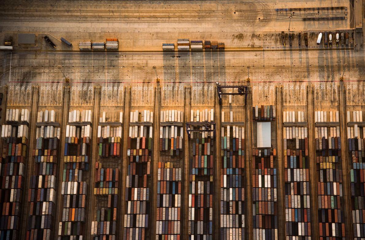 Imágenes de contenedores en España