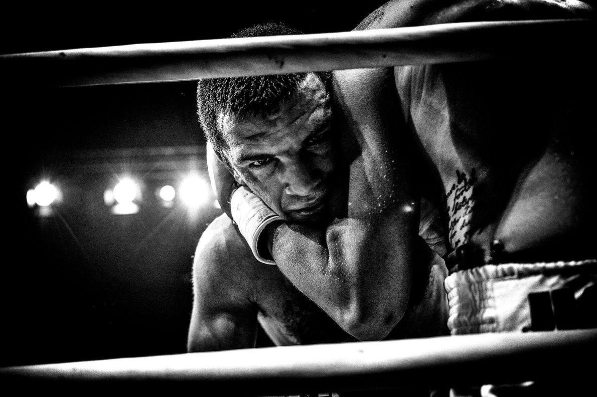 Boxeadores en Dinamarca