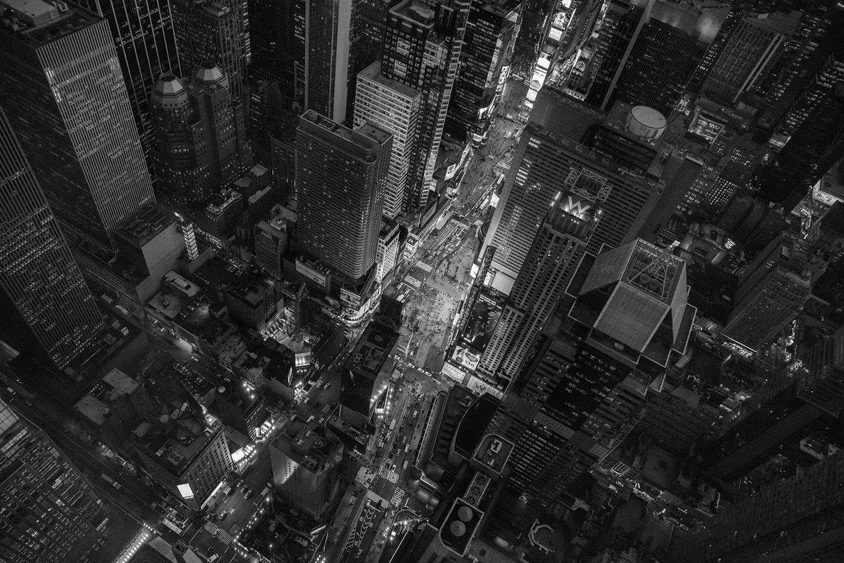 Imagen de Times Square en Nueva York