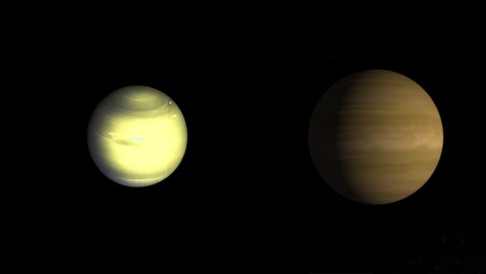 Esta podría ser la primera luna descubierta fuera de nuestro sistema solar