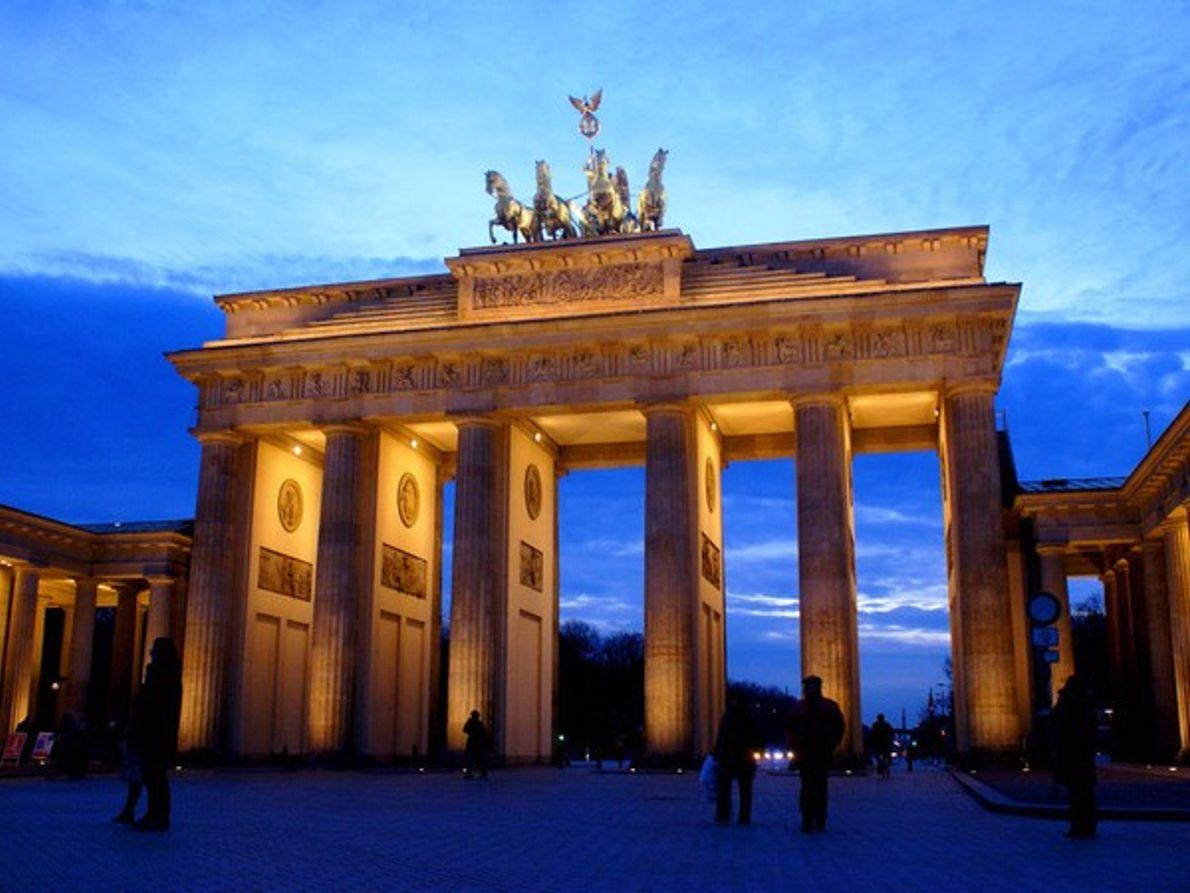 Puerta de Brandemburgo, Berlín
