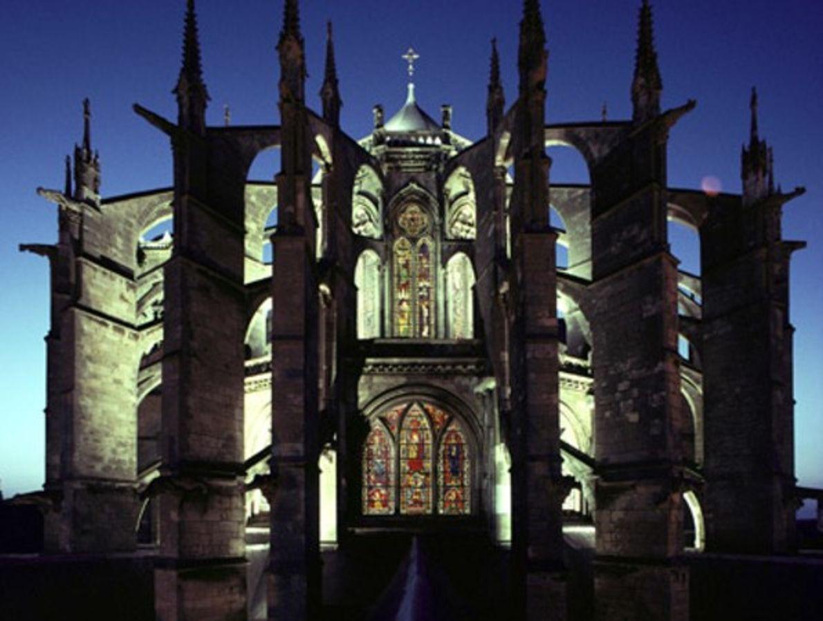 Catedral de Saint-Julien de Mans