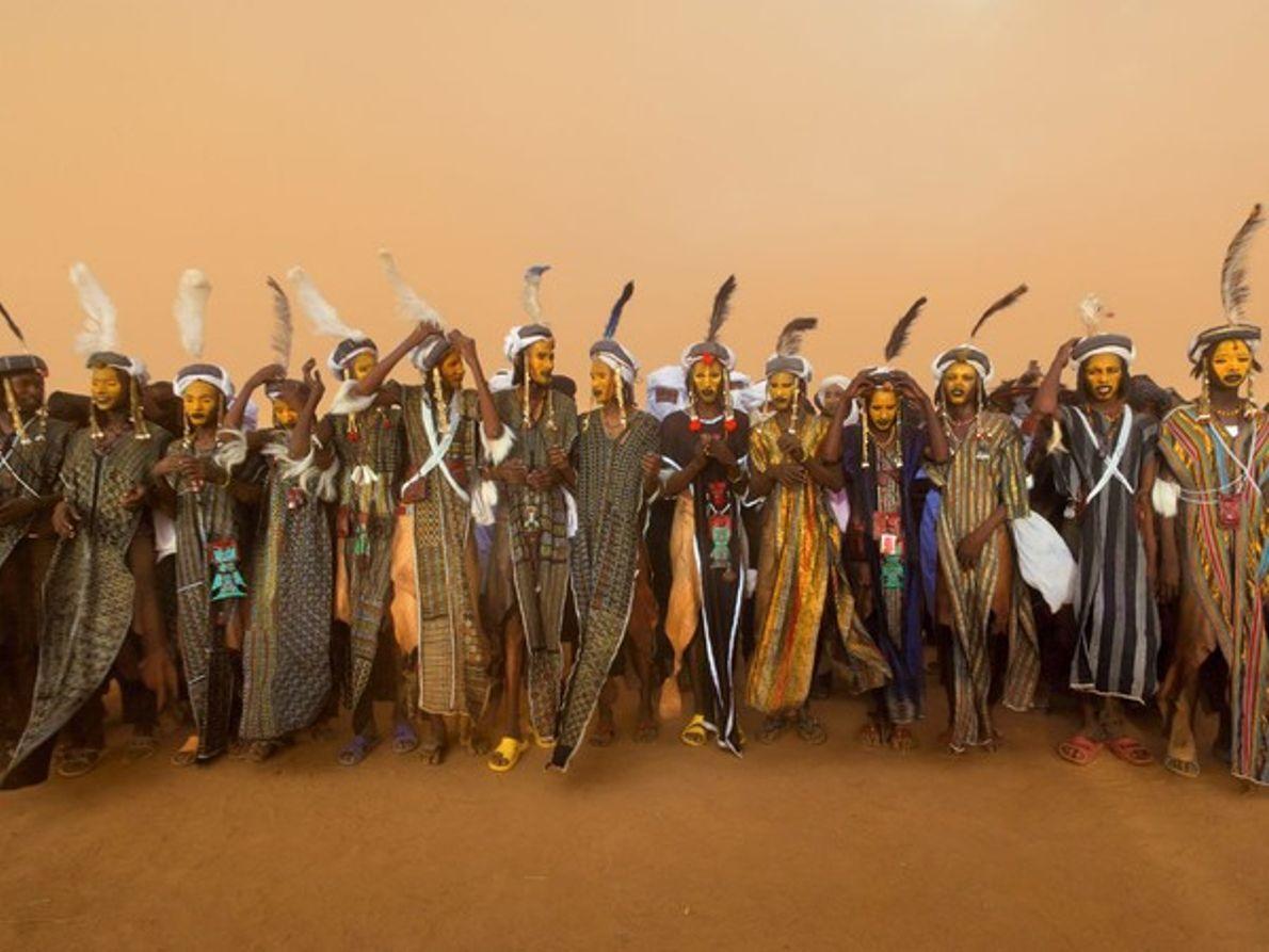 Festival Gerewol, Níger