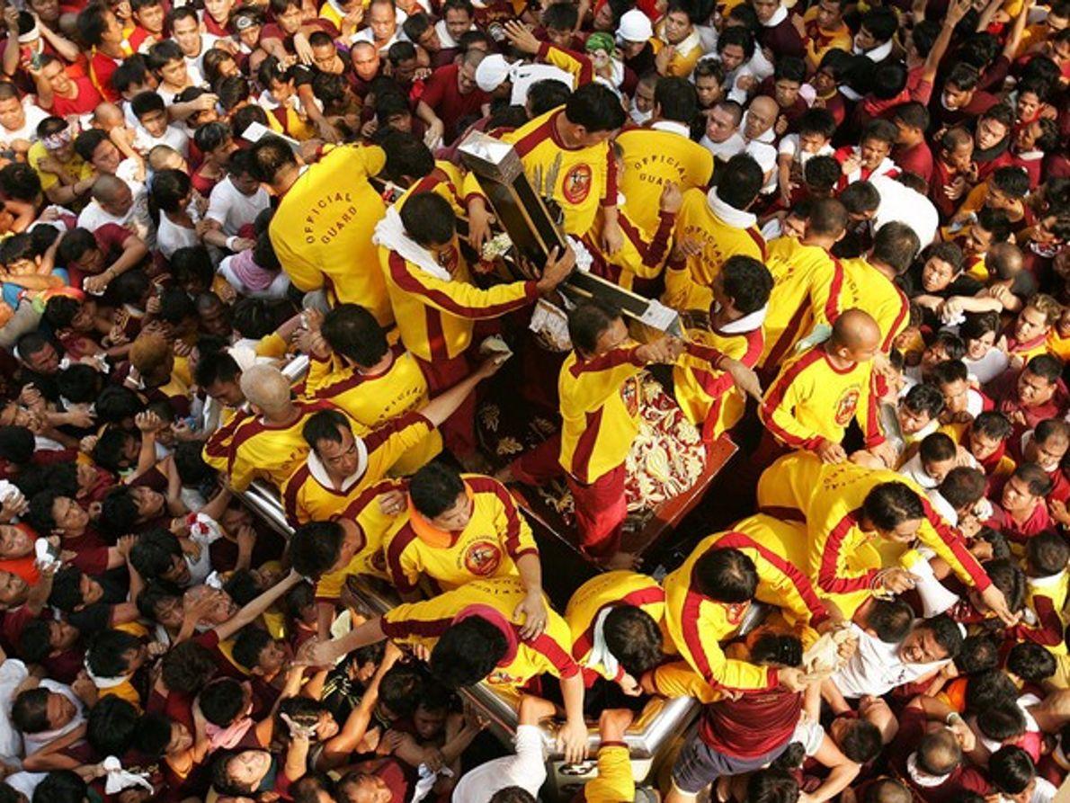 Fiesta del Nazareno Negro Santísima, Filipinas