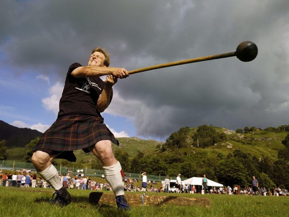 Juegos de los Highlands, Escocia