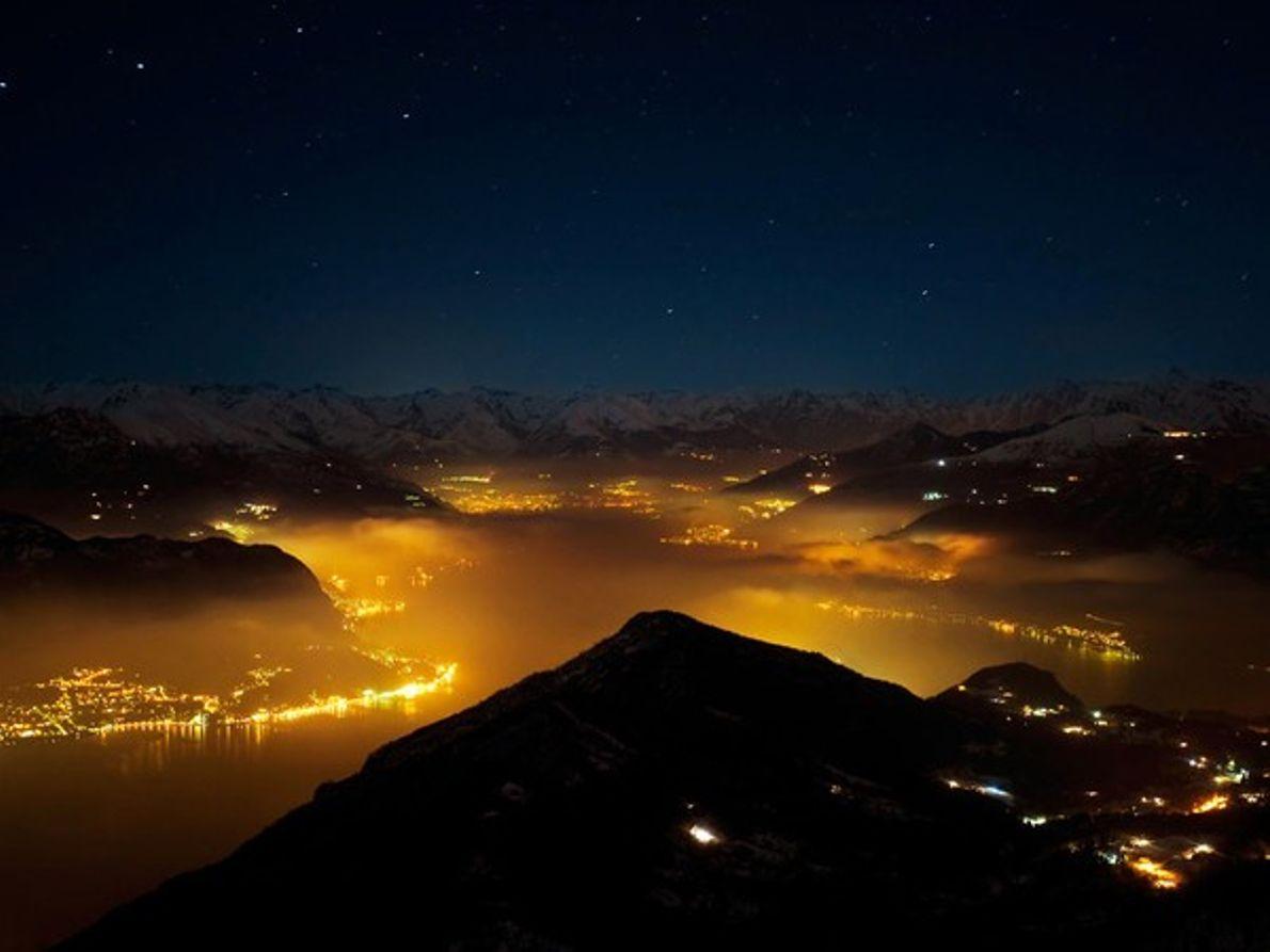 Lago Como, Lombardía
