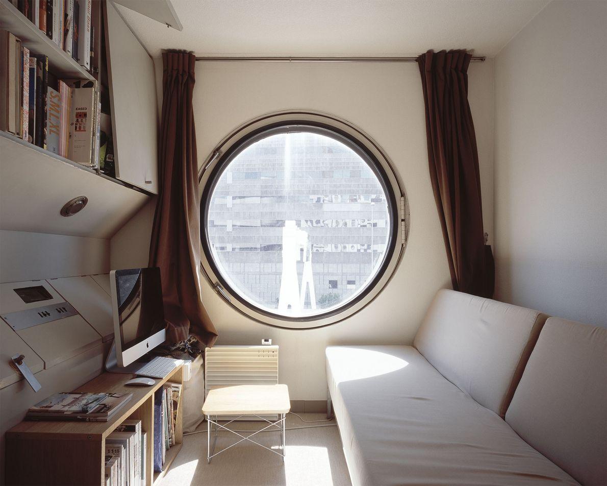 Cubículo de un arquitecto