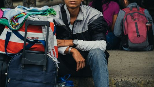 Los refugiados venezolanos en Colombia