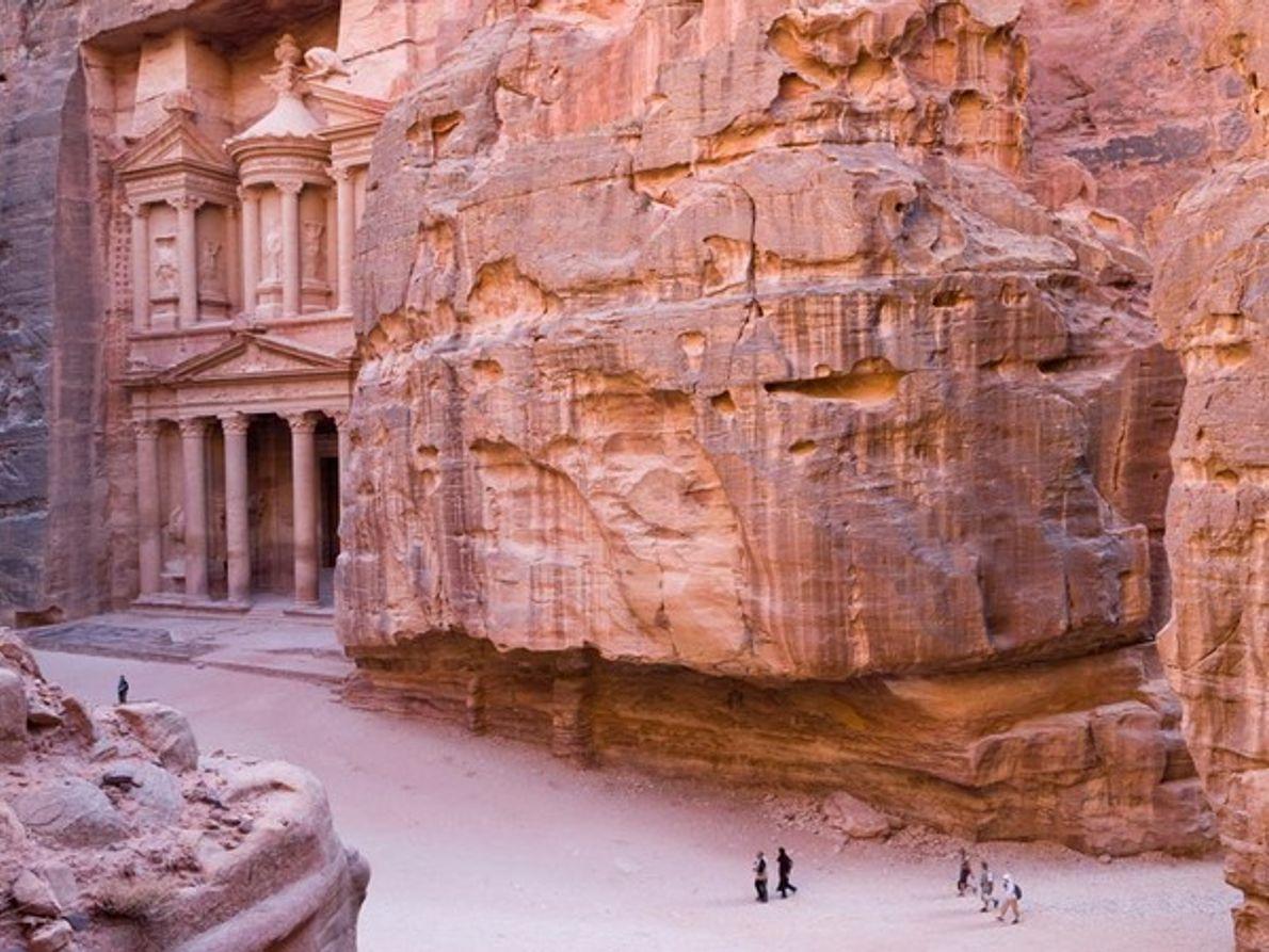 Viaja a Jordania
