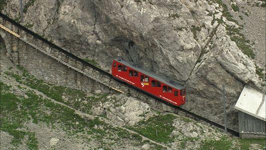El ferrocarril más empinado del mundo