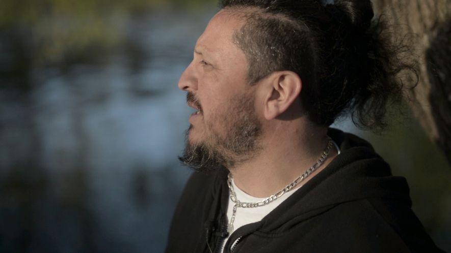 La comunidad mapuche defiende su río sagrado de la construcción de una presa