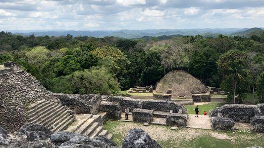 Explora templos antiguos y mucho más en las ruinas mayas de Belice