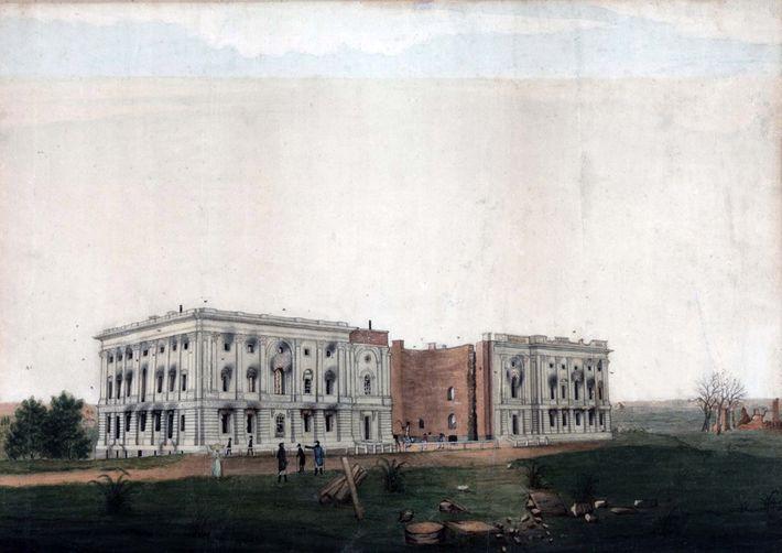 Incendio del Capitolio