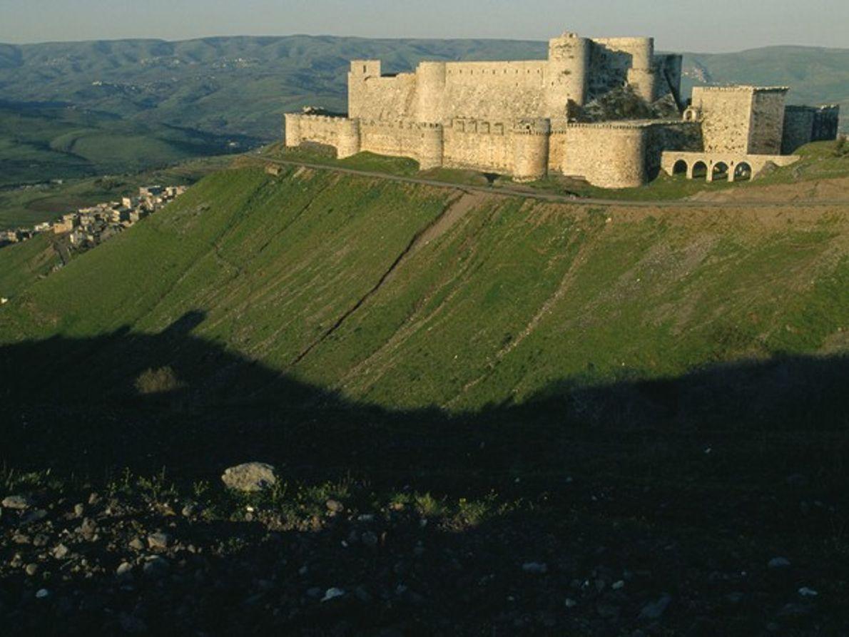 Castillo en Syria
