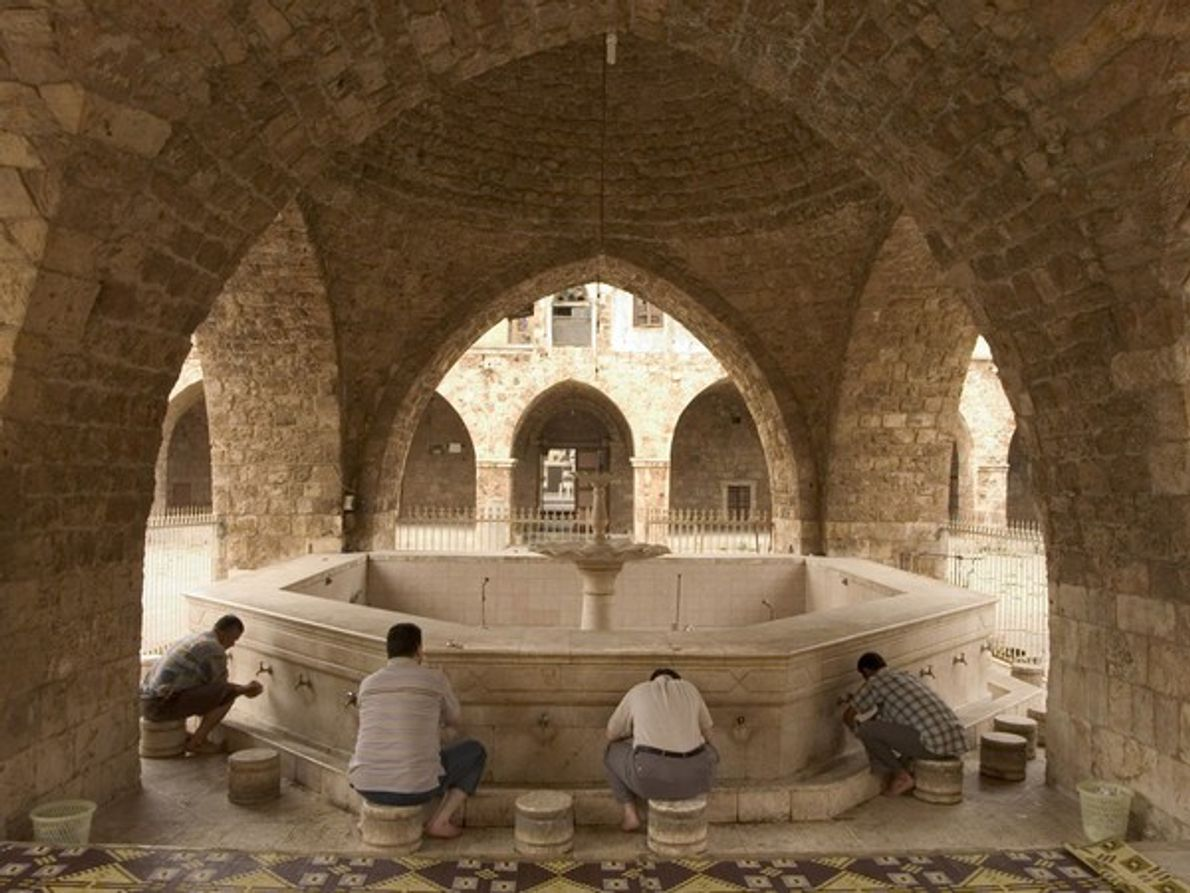 Mezquita Mansouri Gran, Trípoli