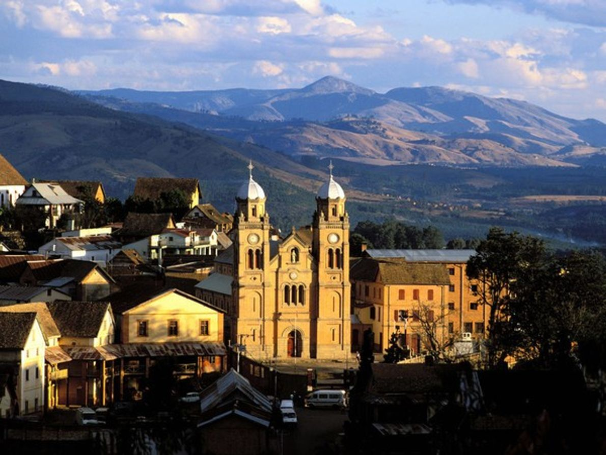 Catedral de Ambozontany (Fianarantsoa)