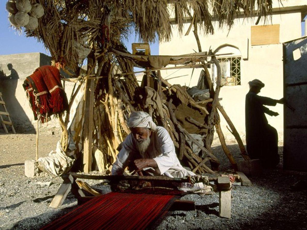 Wadi Ghul Rugmaker