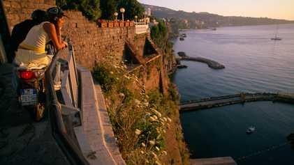 Imágenes de la costa italiana del archivo de Nat Geo