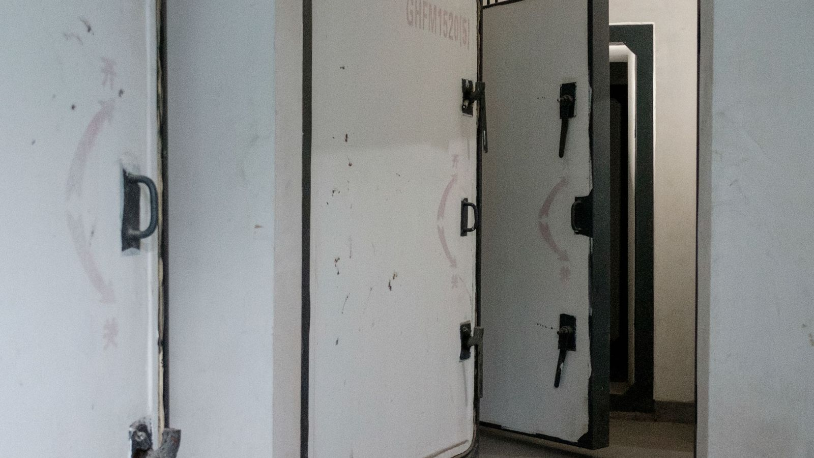 Antiguas puertas