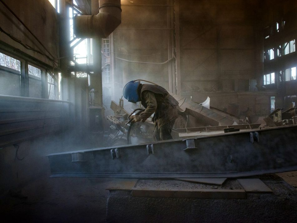 La vida continúa en Chernóbil 35 años después del peor accidente nuclear del mundo