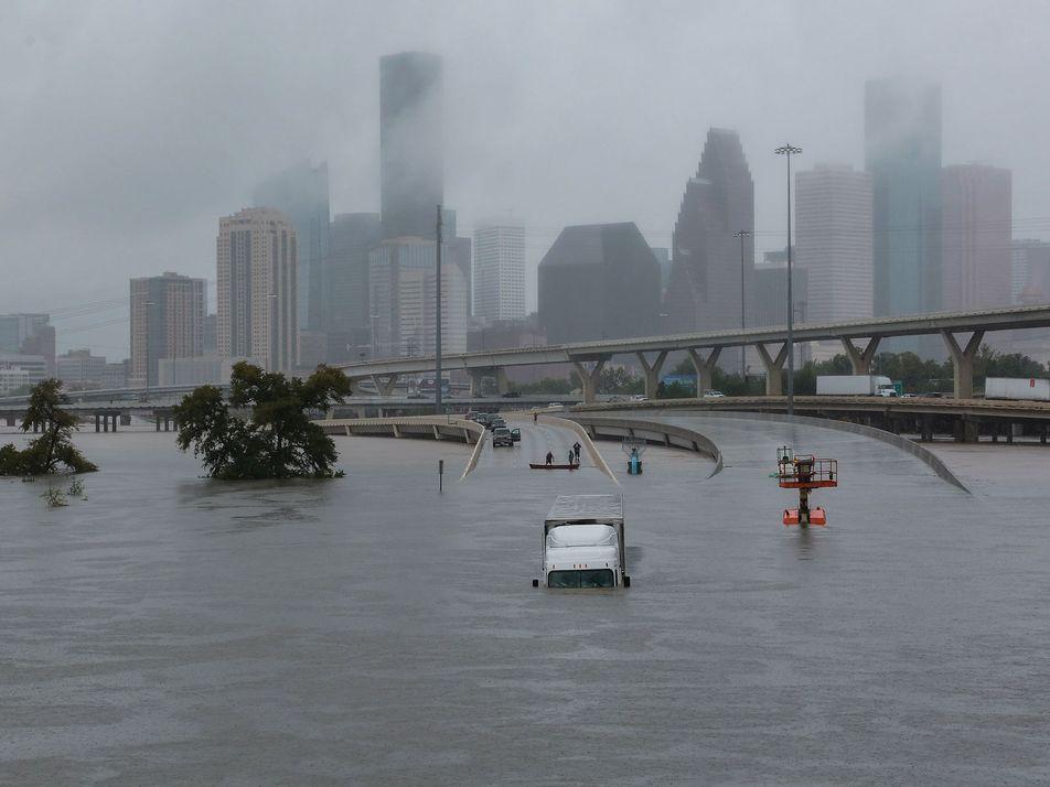 Estas imágenes revelan la destrucción provocada por el huracán Harvey