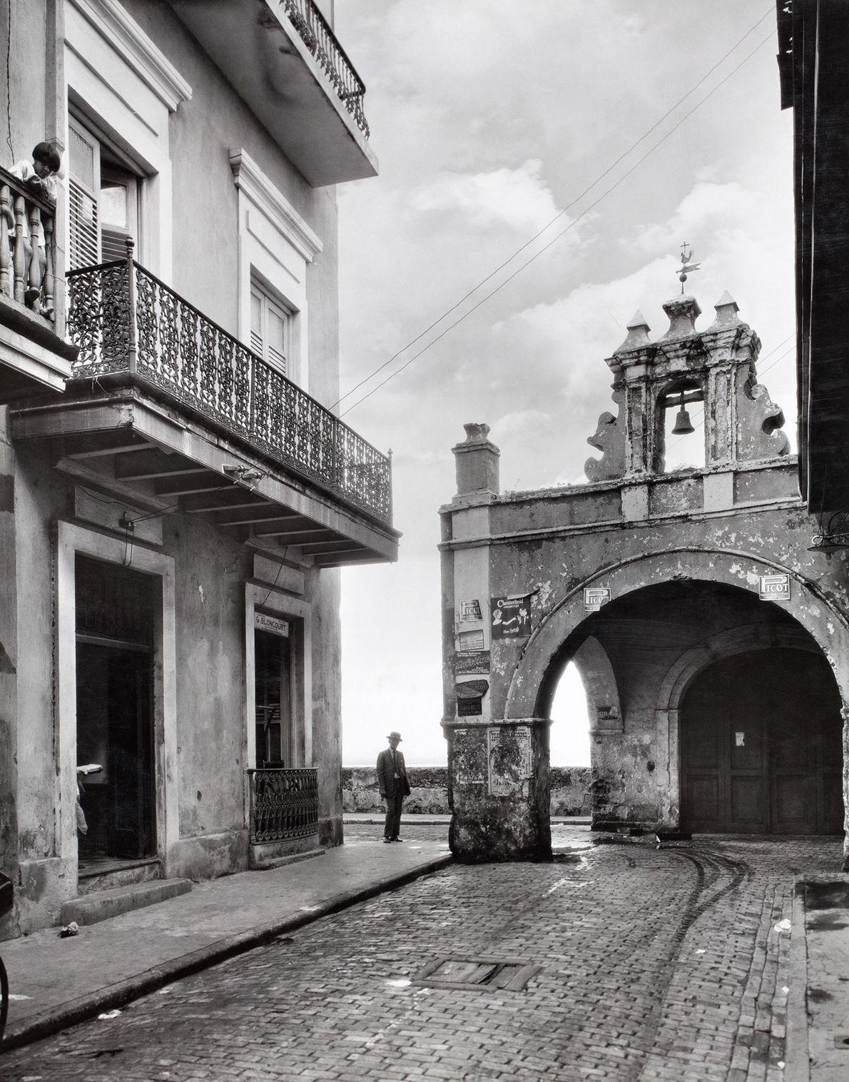 La antigua arquitectura española